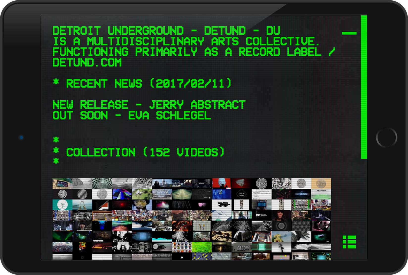 DU-VHS App