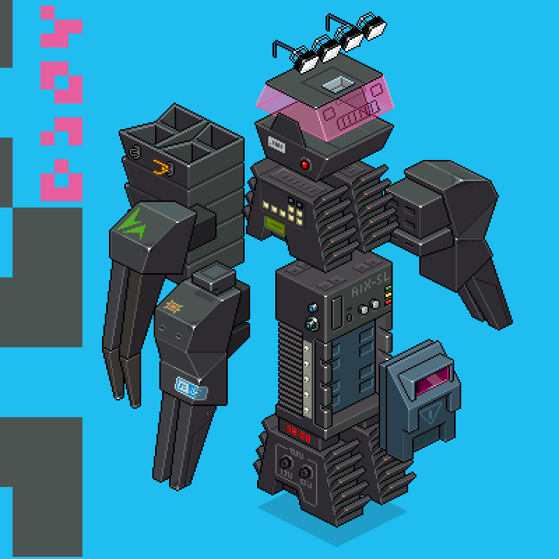 KER-AIX5Lrobot-01k